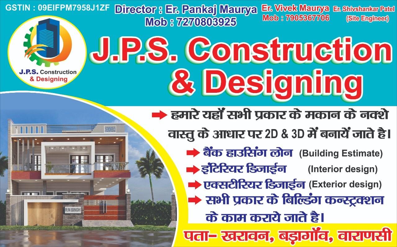 JPS CONSTRUCTION & DESIGNING