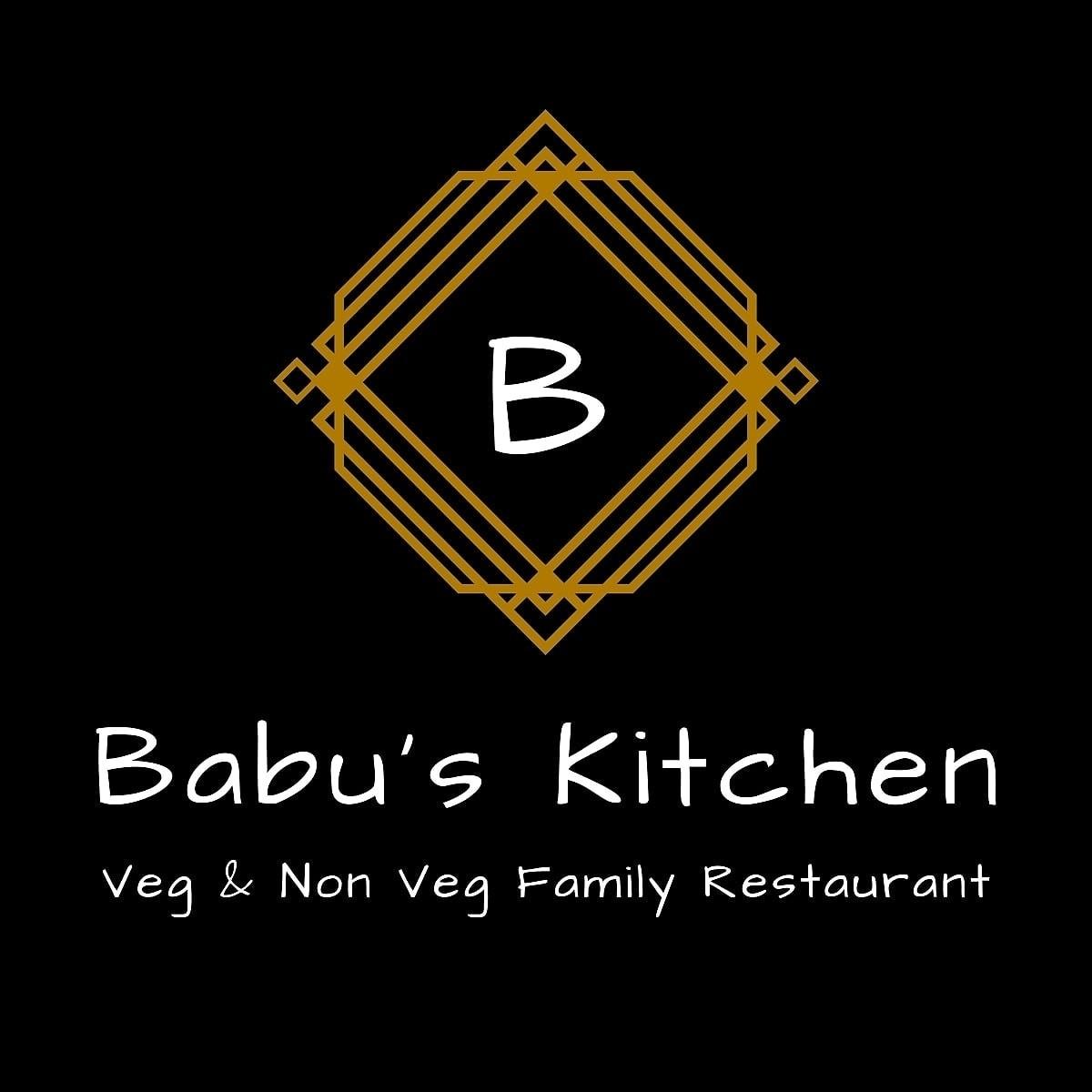 Babu's Kitchen Veg & Non Veg Restaurant