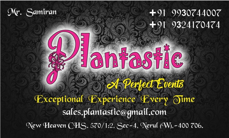 Plantastic Events