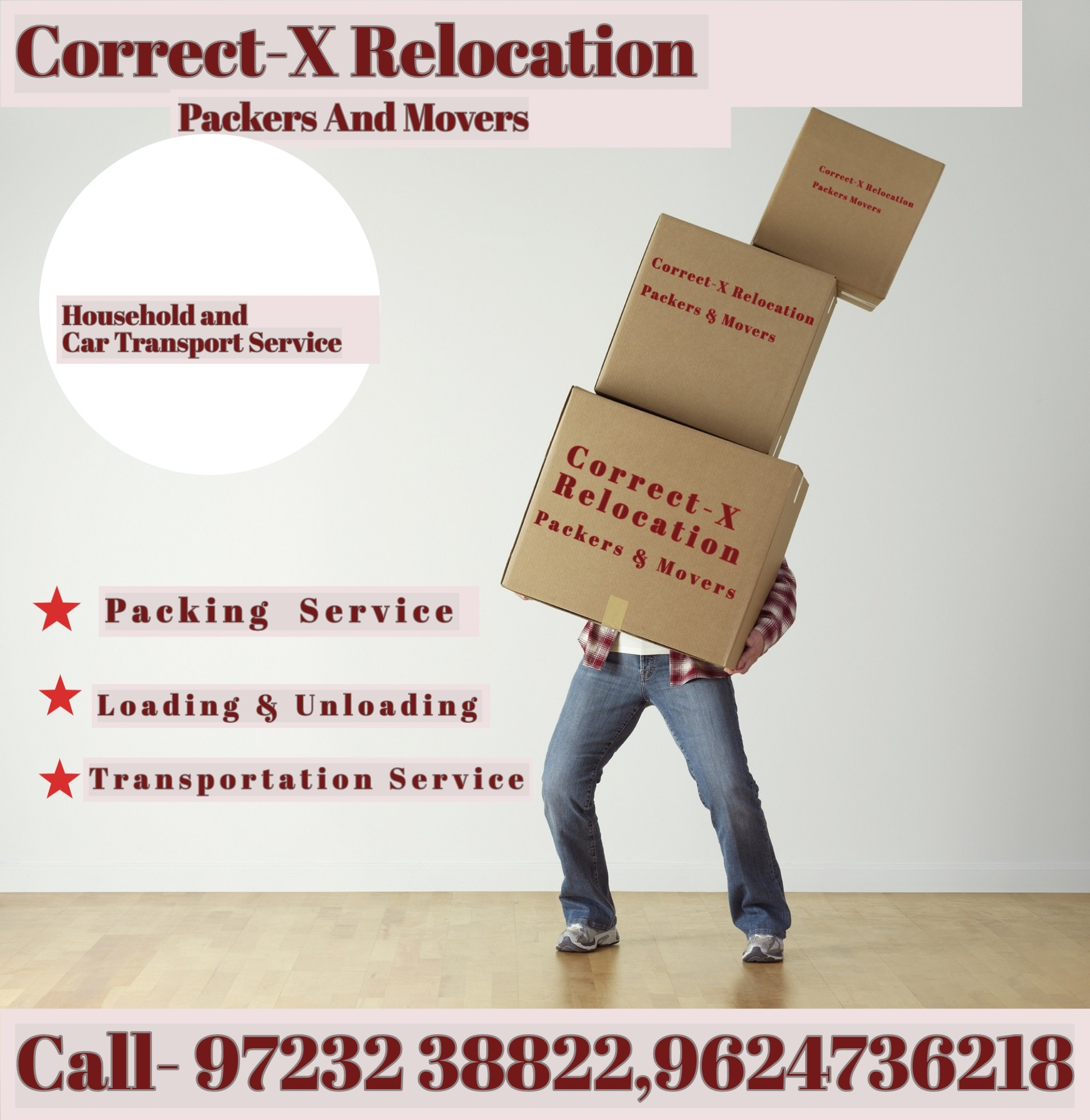 Correct X Relocation Packers and Movers
