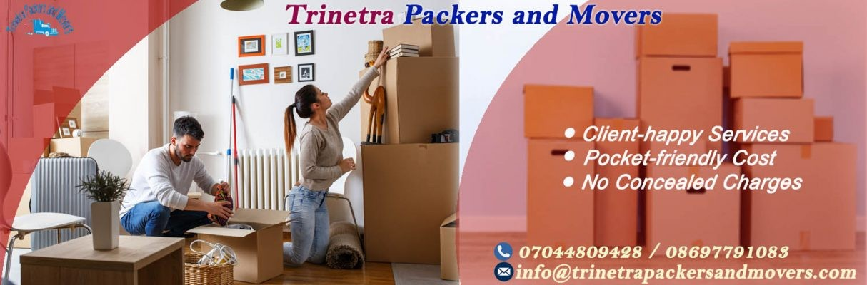 Trinetra Packers and Movers