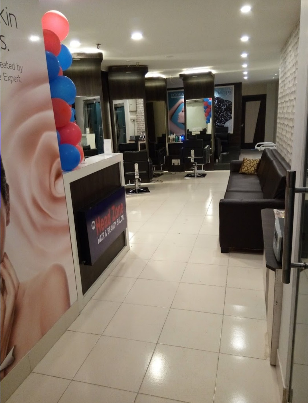 Head Zone Hair & Beauty Salon