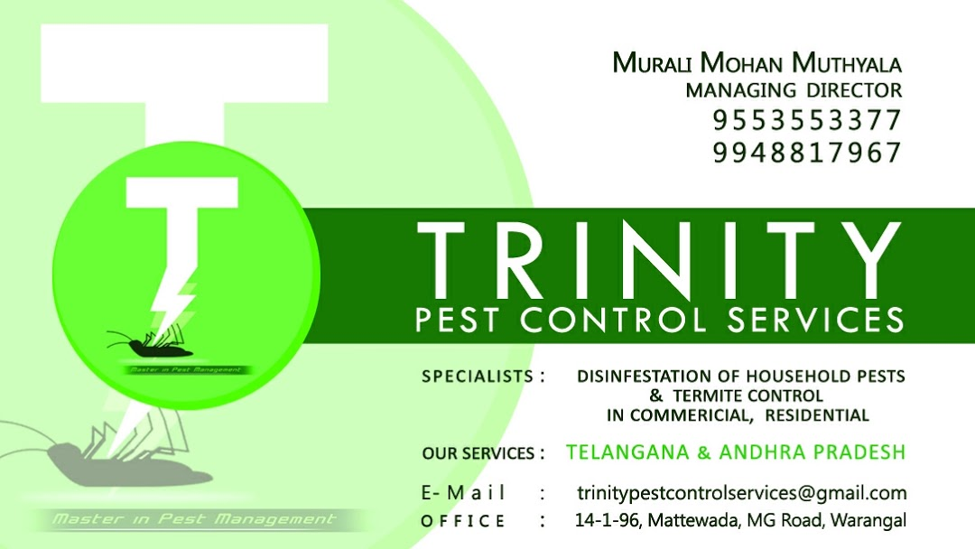 Trinity Pest Control Services