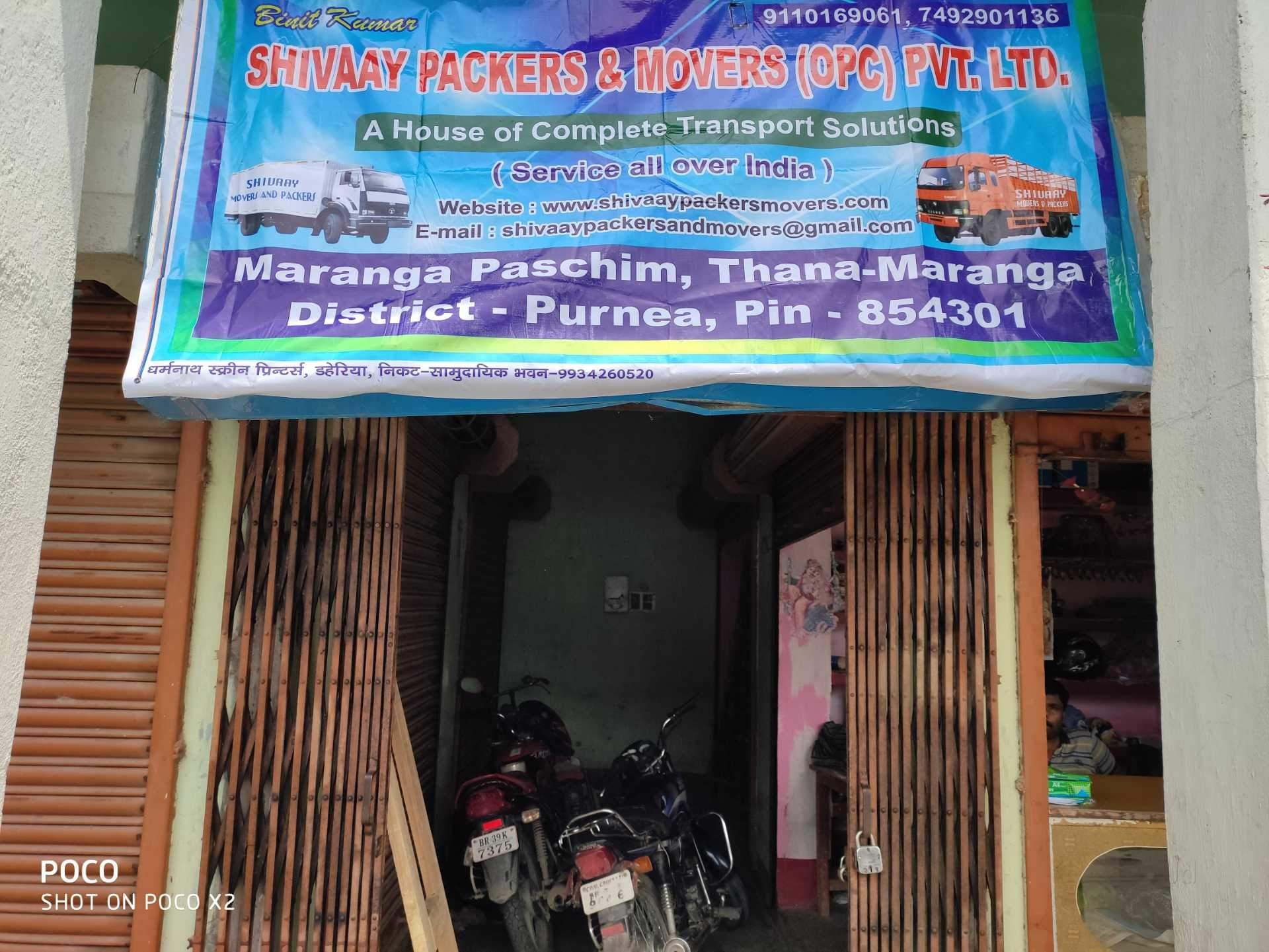 Shivaay Packers and Movers