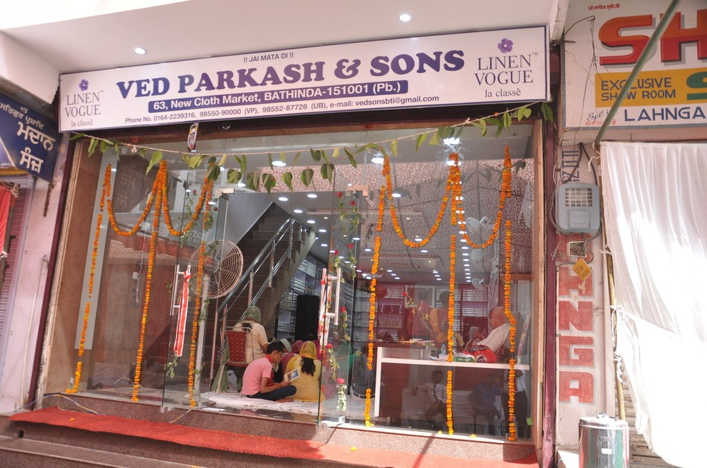 Ved Parkash & Sons