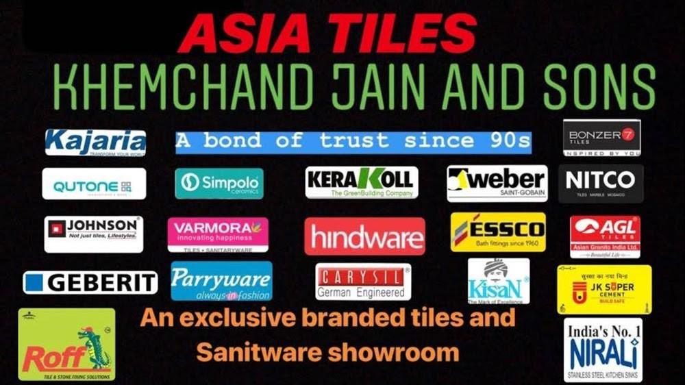 Asia Tiles
