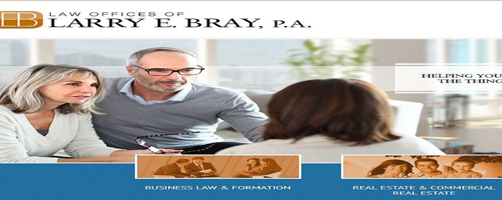 Law Offices Of Larry E. Bray, P.A.