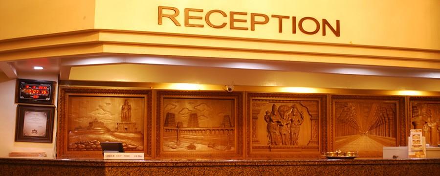The Madurai Residency
