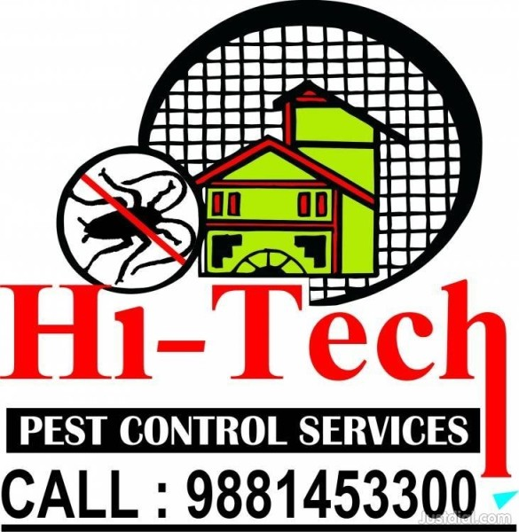 Hi-Tech Pest Control & Termites Management Solution