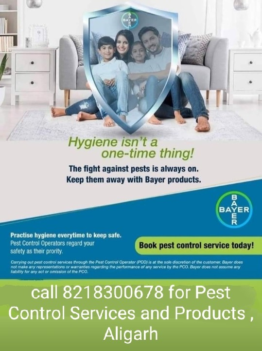 Pest Control Services and Products