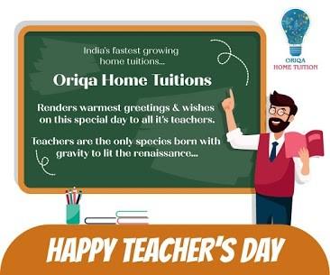 Oriqa Home Tuitions