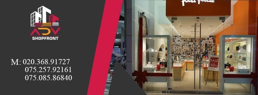 ADV Shopfront - Shopfronts in London | Shopfitters