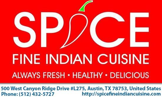 Spice Fine Indian Cuisine