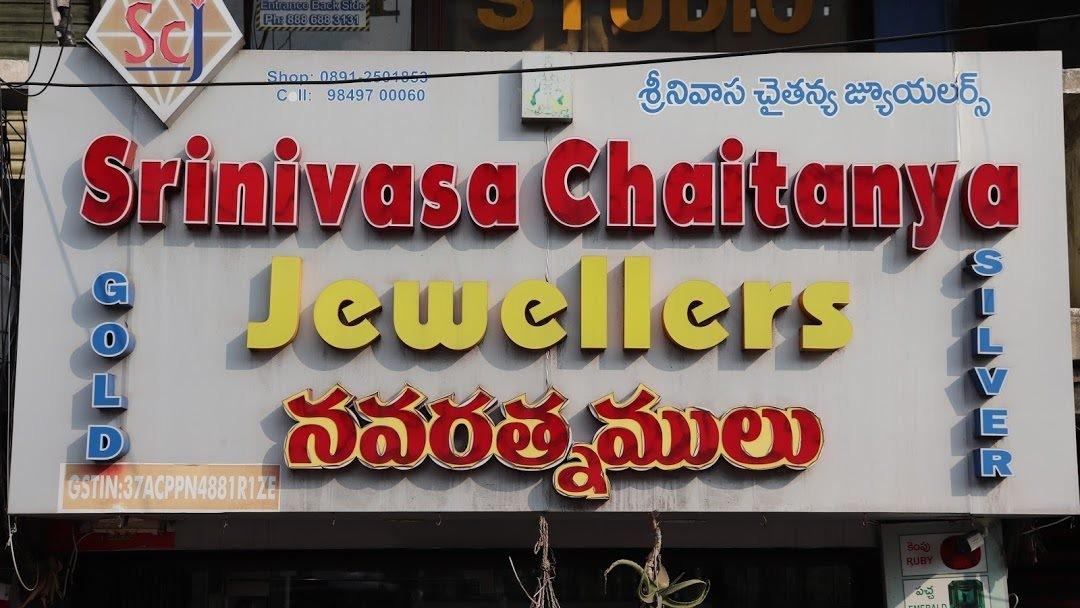 Srinivasa Chaitanya Jewellers