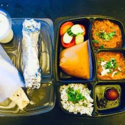 homely tiffin service