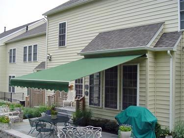 Sun Bloc Retractable Awnings