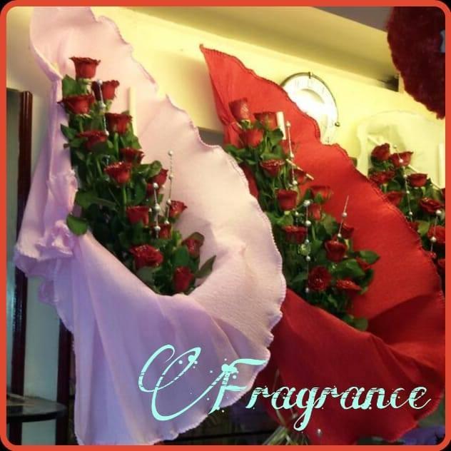 Fragrance Flowers Boutique