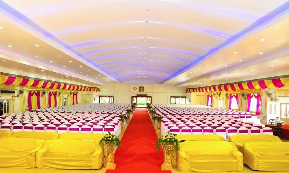 EVP Rajeswari Marriage Palace