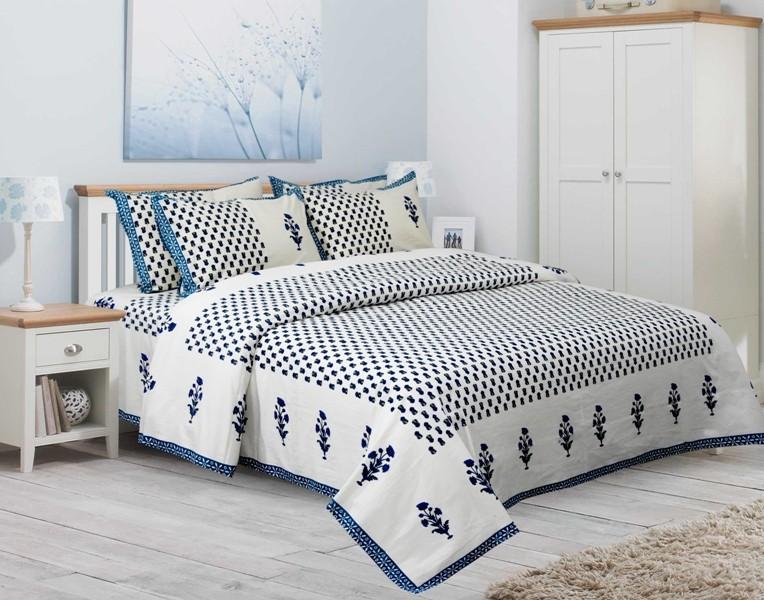 Jaipur Wholesaler Bed sheet Quilts Manufacturer
