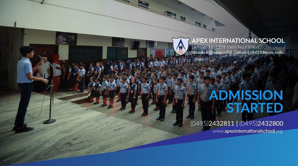 Apex International School
