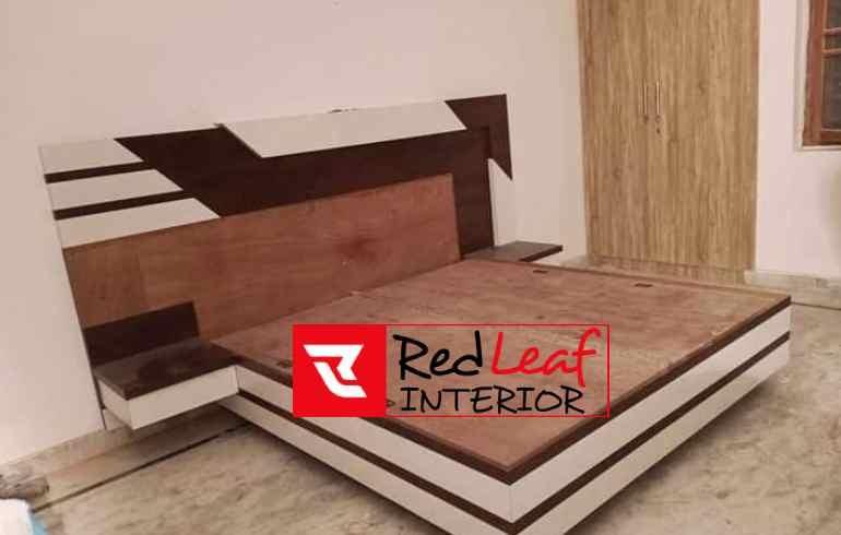 Red Leaf Interior