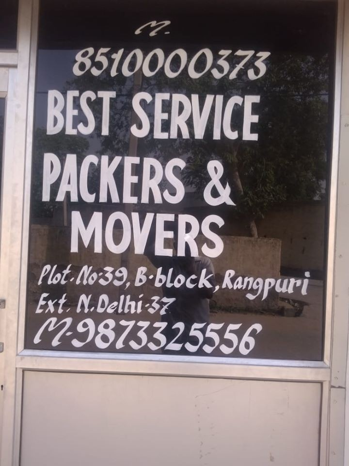 Best Service Packers and Movers