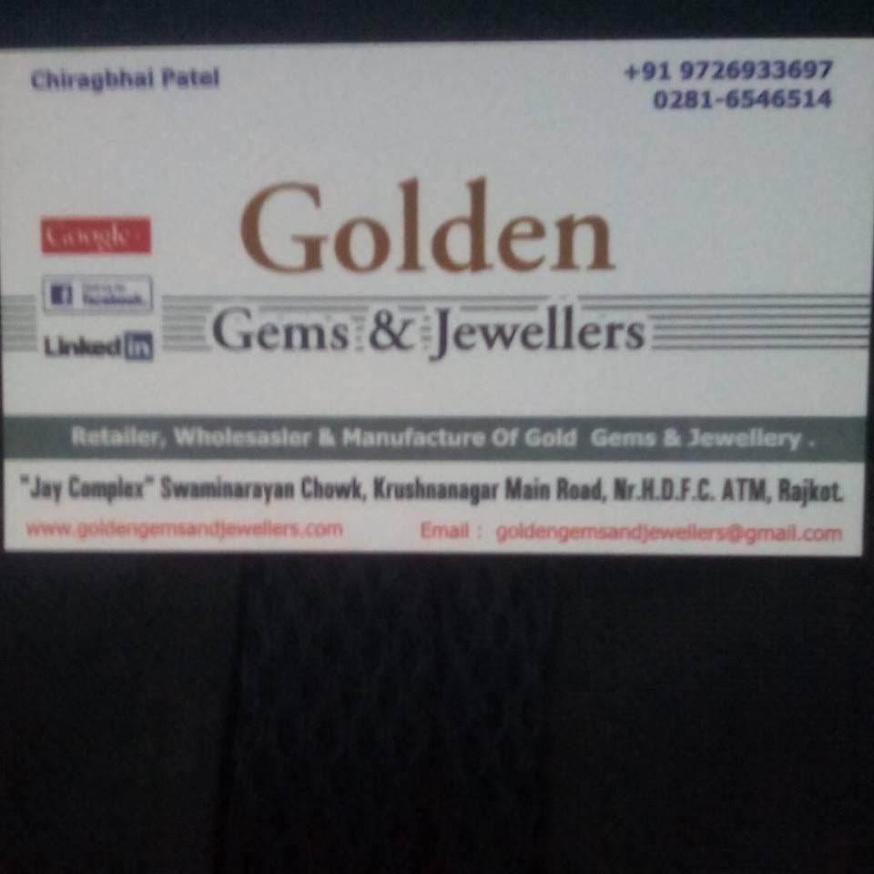 Golden Gems & Jwellers