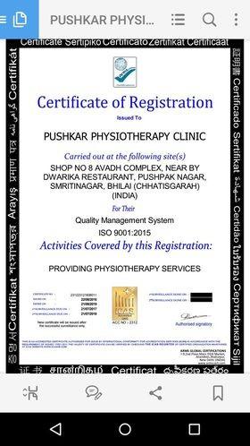 Pushkar Physiotherapy Clinic