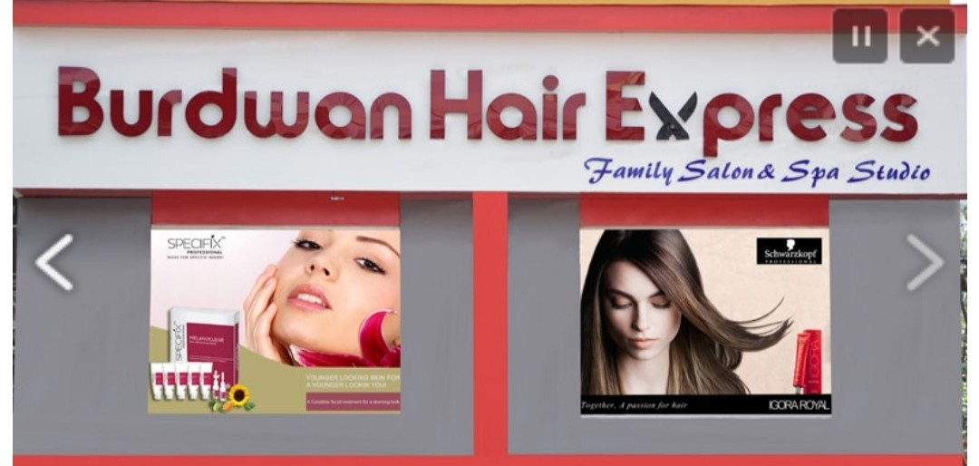 Burdwan Hair Express