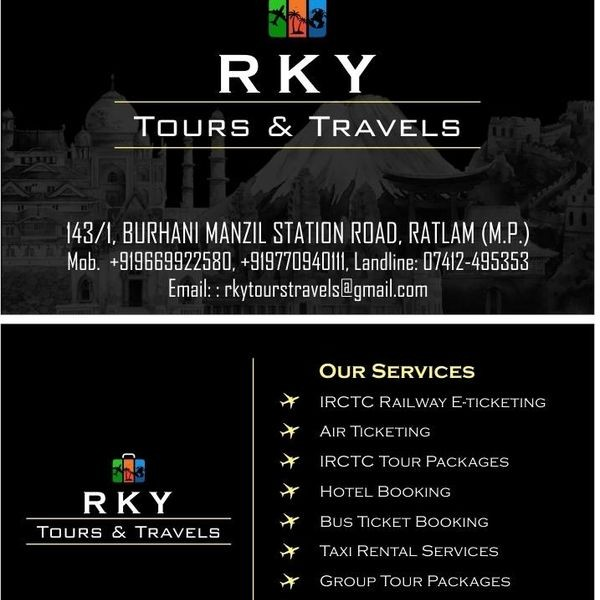 RKY Tours and Travels