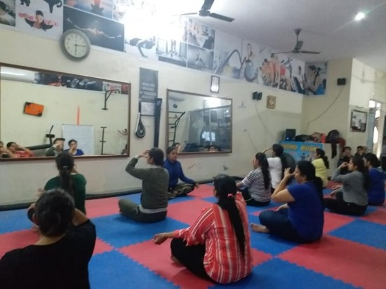 PS-27 Martial Art & Fitness