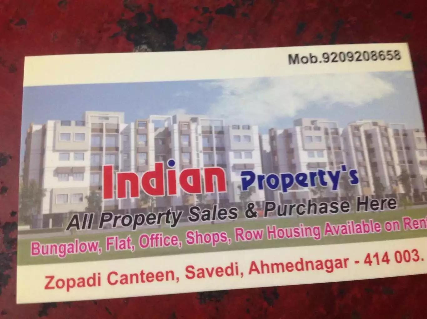 Indian Properties