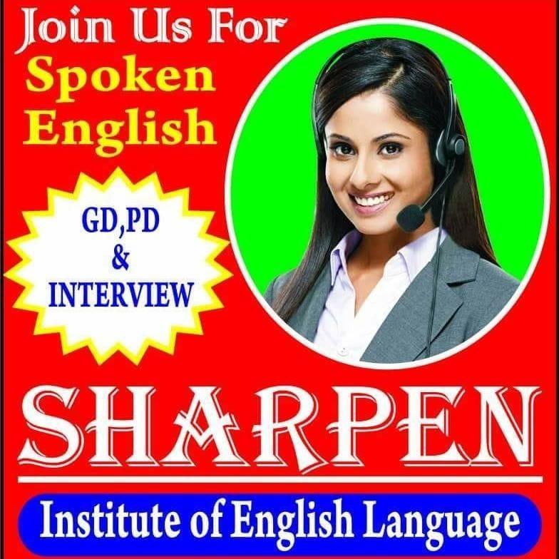 Sharpen Institute of English Language