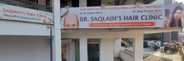 Dr. Saqlain's Hair Clinic