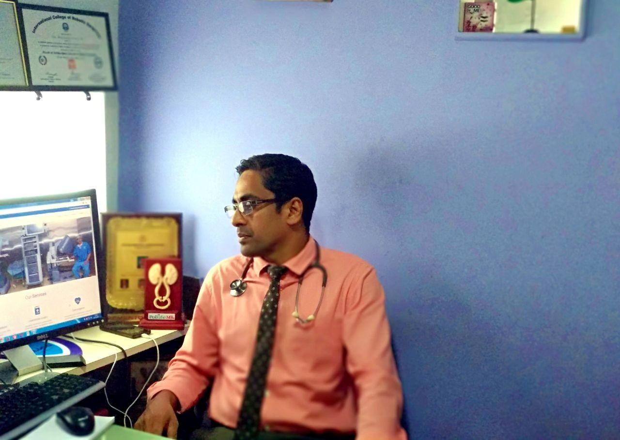 Dr. Mujeebu Rahiman