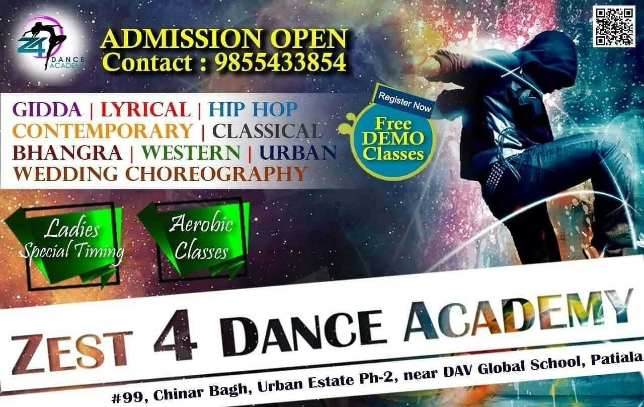 Zest 4 Dance Academy