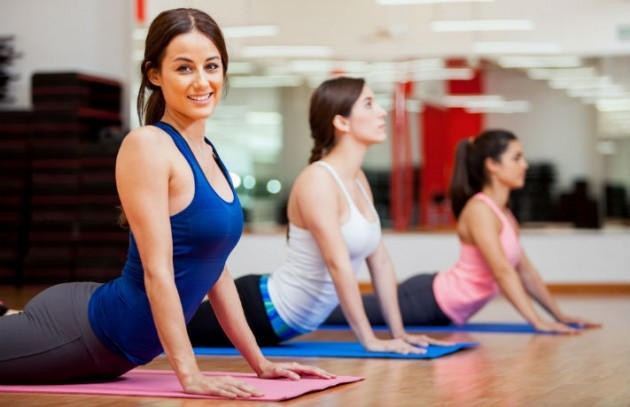 Mandeep Hot Yoga (Crystal Point Mall)