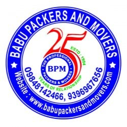 Babu Packers and Movers