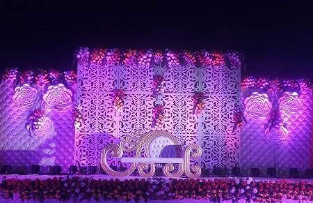Pappu Flower Decoration
