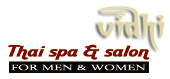 VIDHI THAI SPA AND SALOON