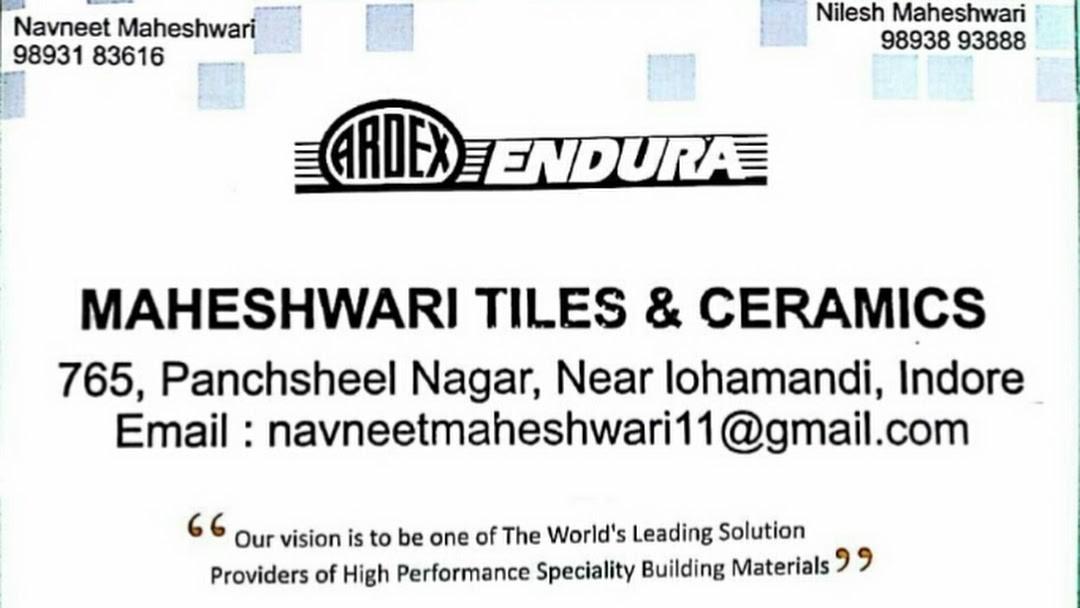 Maheshwari Tiles
