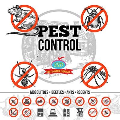 SSD Pest Control Service