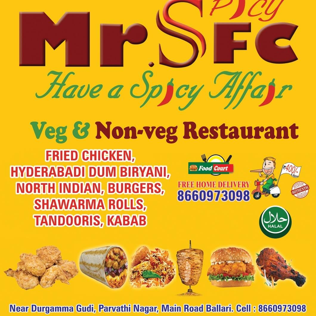 Mr.SFC Restaurant