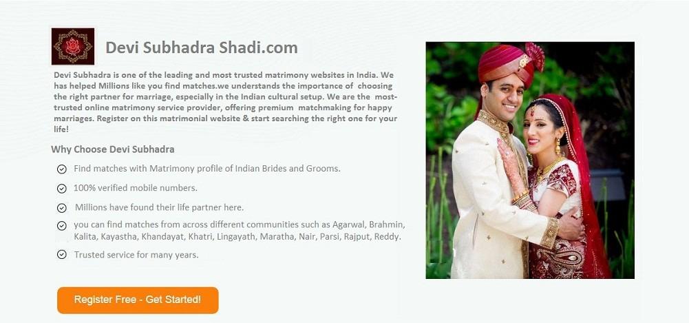 Devisubhadrashadi.com