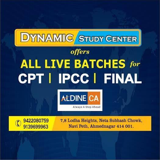 Dynamic Study Center