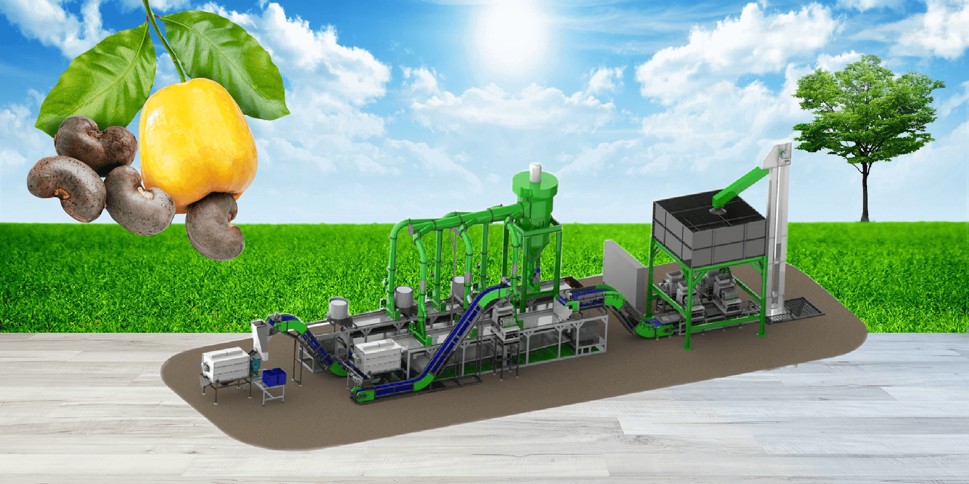 GI AGRO TECHNOLOGIES PVT LTD