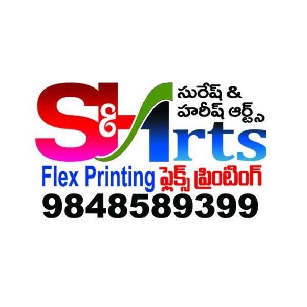 Suresh & Harish Arts & Flex Printing