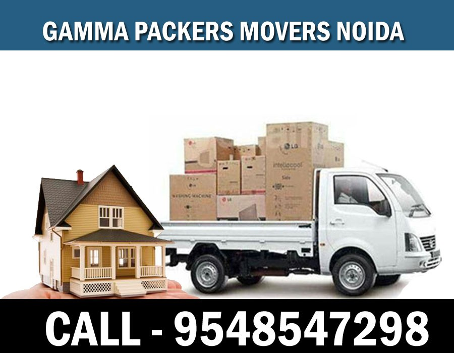 Gamma Packers Movers Noida