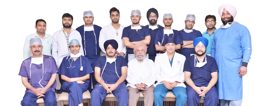 Dr. Hardas Singh Orthopaedic Hospital and Superspeciality Research Centre