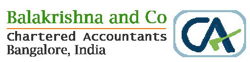 Balakrishna and Co., Chartered Accountants
